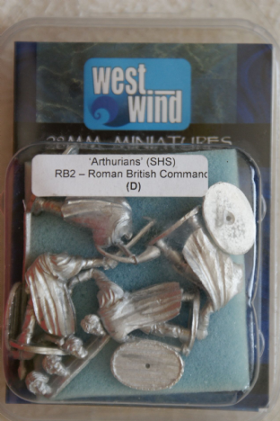 Westwind 28mm RB-02 Romano British Command
